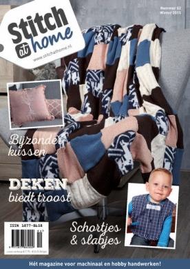 StitchatHome 52, iOS & Android  magazine