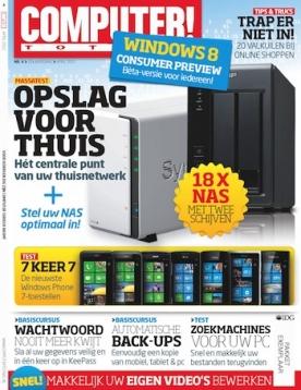 Computer Totaal 4, iOS, Android & Windows 10 magazine