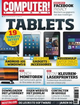 Computer Totaal 4, iOS & Android  magazine