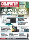 Computer Totaal 10, iOS, Android & Windows 10 magazine