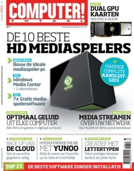 Computer Totaal 6, iOS & Android  magazine