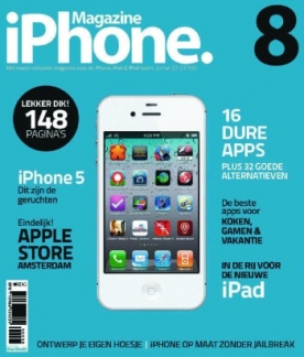 iPhone Magazine 8, iOS & Android  magazine