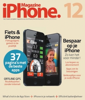 iPhone Magazine 12, iOS & Android  magazine