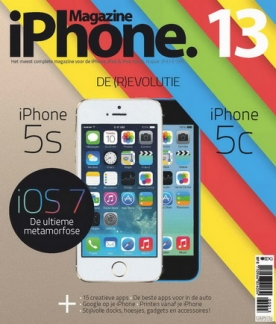 iPhone Magazine 13, iOS, Android & Windows 10 magazine
