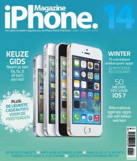 iPhone Magazine 14, iOS, Android & Windows 10 magazine
