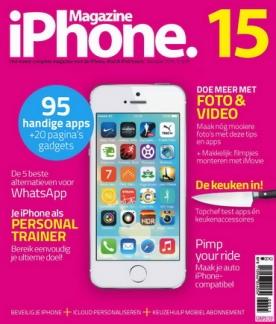 iPhone Magazine 15, iOS, Android & Windows 10 magazine