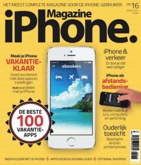 iPhone Magazine 16, iOS & Android  magazine