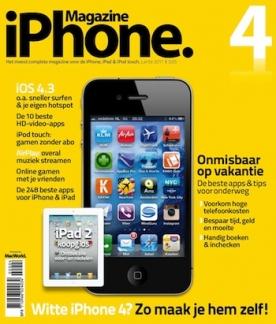 iPhone Magazine 4, iOS & Android  magazine