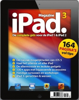 iPad Magazine 3, iOS & Android  magazine