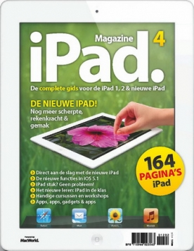 iPad Magazine 4, iOS & Android  magazine