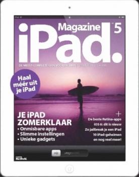 iPad Magazine 5, iOS & Android  magazine