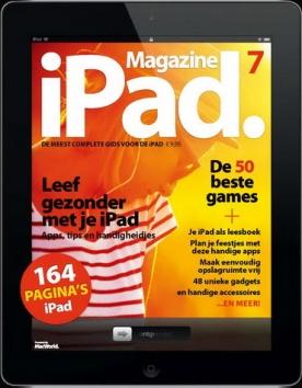 iPad Magazine 7, iOS & Android  magazine