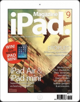 iPad Magazine 9, iOS & Android  magazine