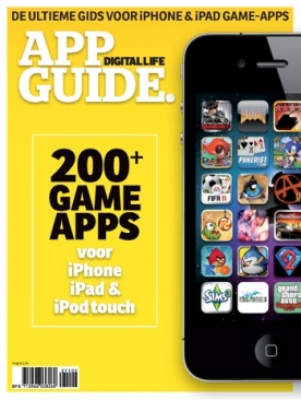 Digital Life APP GUIDE 1, iOS & Android  magazine