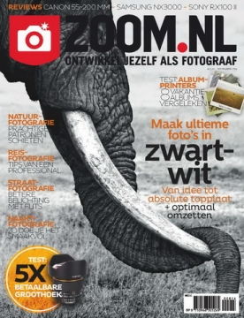 Zoom.nl 8, iOS & Android  magazine