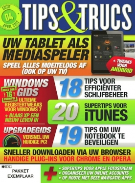 Tips&Trucs 4, iOS & Android  magazine