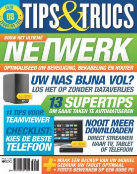 Tips&Trucs 8, iOS, Android & Windows 10 magazine