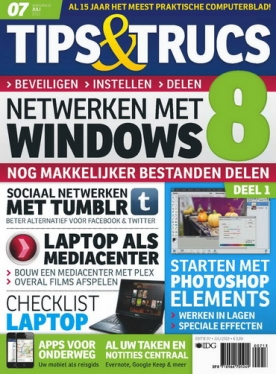 Tips&Trucs 7, iOS, Android & Windows 10 magazine