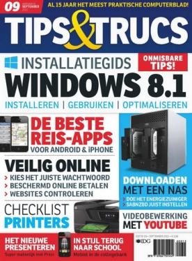 Tips&Trucs 9, iOS & Android  magazine