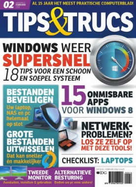 Tips&Trucs 2, iOS & Android  magazine