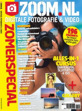 Zoom Zomerspecial 1, iOS & Android  magazine
