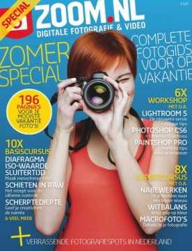 Zoom Zomerspecial 2, iOS & Android  magazine