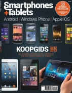 Smartphones + Tablets 1, iOS & Android  magazine