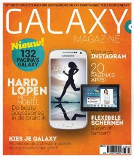 Galaxy Magazine 1, iOS & Android  magazine