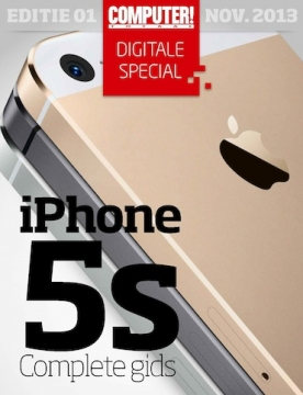 iPhone 5S - Dé complete gids 1, iOS & Android  magazine