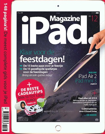 iPad Magazine 12, iOS, Android & Windows 10 magazine