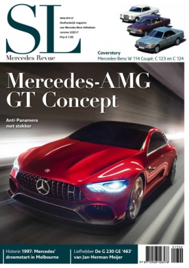 SL Mercedes Revue 2, iOS & Android  magazine