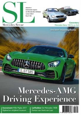 SL Mercedes Revue 3, iOS & Android  magazine