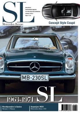 SL Mercedes Revue 2, iOS & Android  magazine