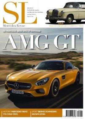 SL Mercedes Revue 5, iOS & Android  magazine