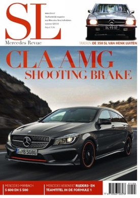 SL Mercedes Revue 6, iOS & Android  magazine