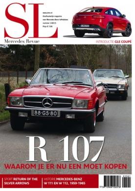 SL Mercedes Revue 1, iOS & Android  magazine