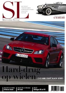 SL Mercedes Revue 4, iOS & Android  magazine