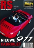 RS Porsche magazine 1, iOS, Android & Windows 10 magazine