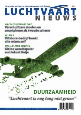 Luchtvaartnieuws 44, iOS & Android  magazine