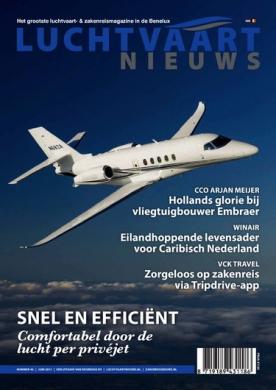 Luchtvaartnieuws 46, iOS & Android  magazine