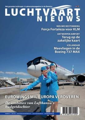 Luchtvaartnieuws 57, iOS & Android  magazine