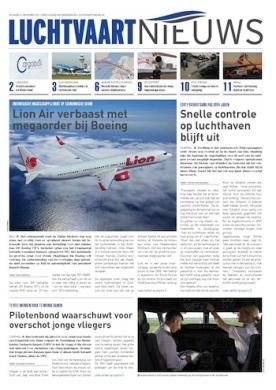 Luchtvaartnieuws 4, iOS, Android & Windows 10 magazine