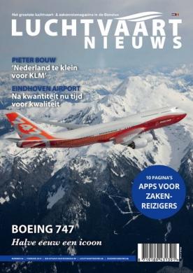 Luchtvaartnieuws 66, iOS & Android  magazine