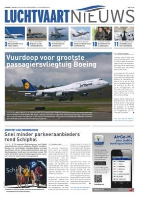 Luchtvaartnieuws 6, iOS & Android  magazine