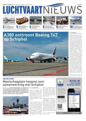 Luchtvaartnieuws 7, iOS & Android  magazine