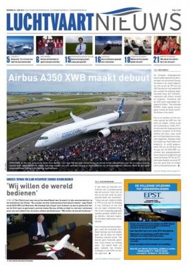 Luchtvaartnieuws 10, iOS, Android & Windows 10 magazine