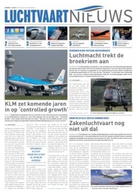 Luchtvaartnieuws 2, iOS & Android  magazine