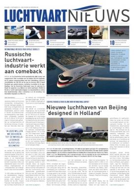 Luchtvaartnieuws 3, iOS & Android  magazine