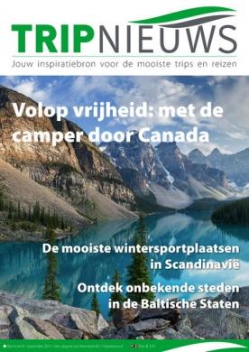 TripTalk 8, iOS & Android  magazine