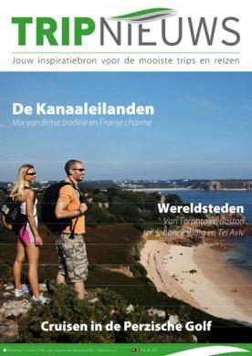 TripTalk 3, iOS & Android  magazine